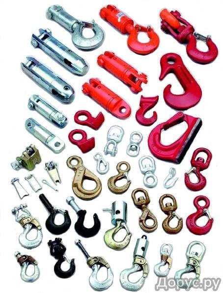 Такелаж (грузовой крепеж) - Промышленное оборудование - ООО СпецЭлемент – производство и продажа гру..., фото 1