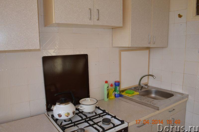Квартира на сутки в центре - Аренда квартир - Чистая, светлая, уютная квартира улучшенной планировки..., фото 4