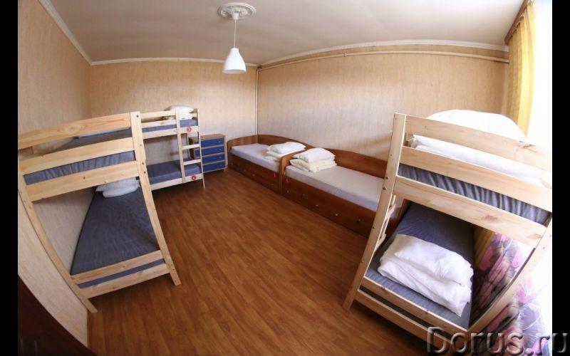 Хостел для рабочих - Аренда комнат - Эконом Хостел -мини гостиница Койко-место в хостеле в отдельно..., фото 2