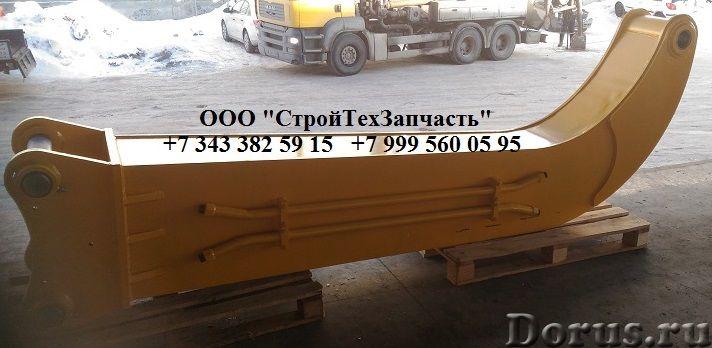 Гусёк удлинитель на экскаватор 10 - 60 тонн - Запчасти и аксессуары - Изготавливаем качественные гус..., фото 3
