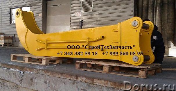Гусёк удлинитель на экскаватор 10 - 60 тонн - Запчасти и аксессуары - Изготавливаем качественные гус..., фото 5