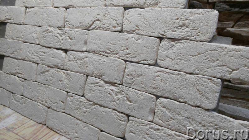 Гипсовая плитка Старинный кирпич - Материалы для строительства - Гипсовая плитка имитирующая старинн..., фото 2
