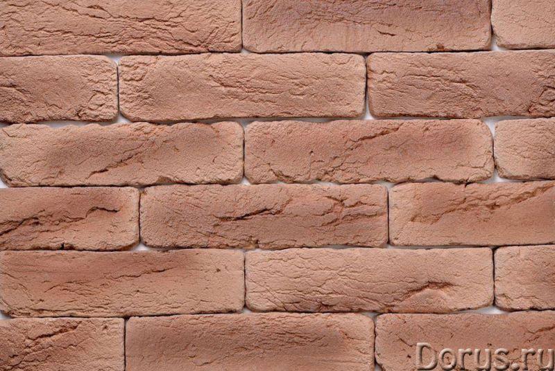 Гипсовая плитка Старинный кирпич - Материалы для строительства - Гипсовая плитка имитирующая старинн..., фото 3