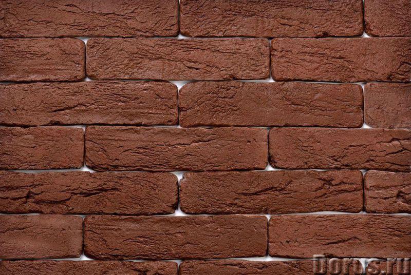Гипсовая плитка Старинный кирпич - Материалы для строительства - Гипсовая плитка имитирующая старинн..., фото 4