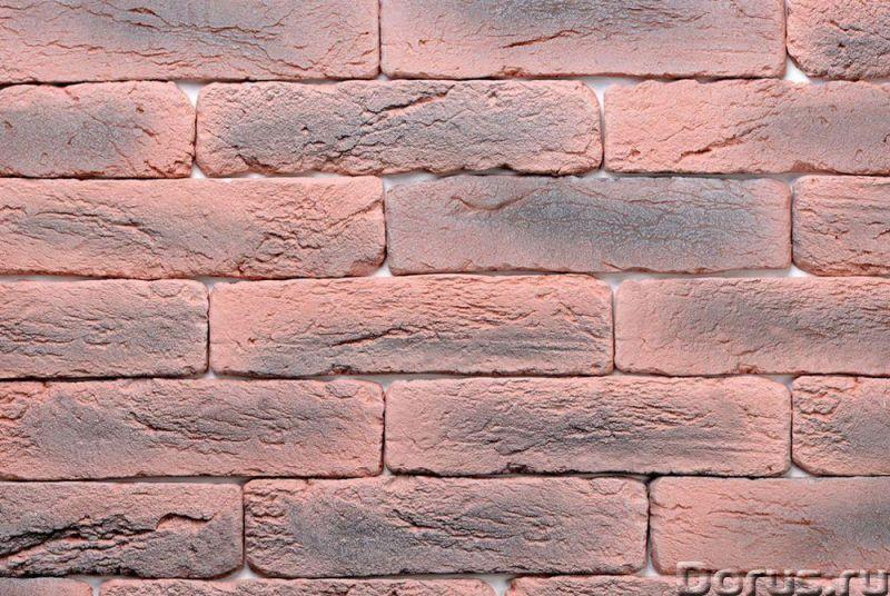 Гипсовая плитка Старинный кирпич - Материалы для строительства - Гипсовая плитка имитирующая старинн..., фото 5