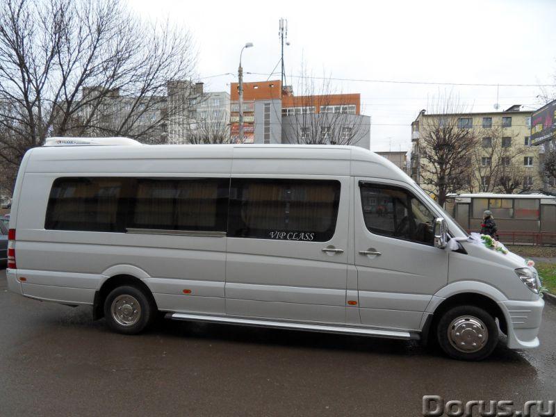 Пассажирские и грузоперевозки - Перевозки - Комфортабельные автомобили и микроавтобусы доставят Вас..., фото 1